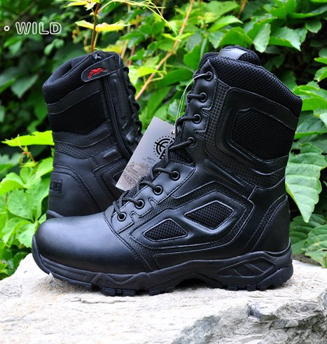 High Quality Brand Men Military Boots Special Forces Tactical Desert Combat Boats Outdoor Shoes Tactical Boots<br><br>Aliexpress