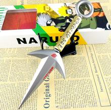 22cm Big Size Naruto Bronze Metal Kunai Japan Cosplay Weapon Props Naruto Minato Namikaze Yondaime Kunai Weapon Collection Toys