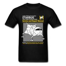 Short Sleeve Thanksgiving Day Custom Red Dwarf Starbug Service And Repair Manual Tee Shirts Photo Family 3XL Design For Tshirt