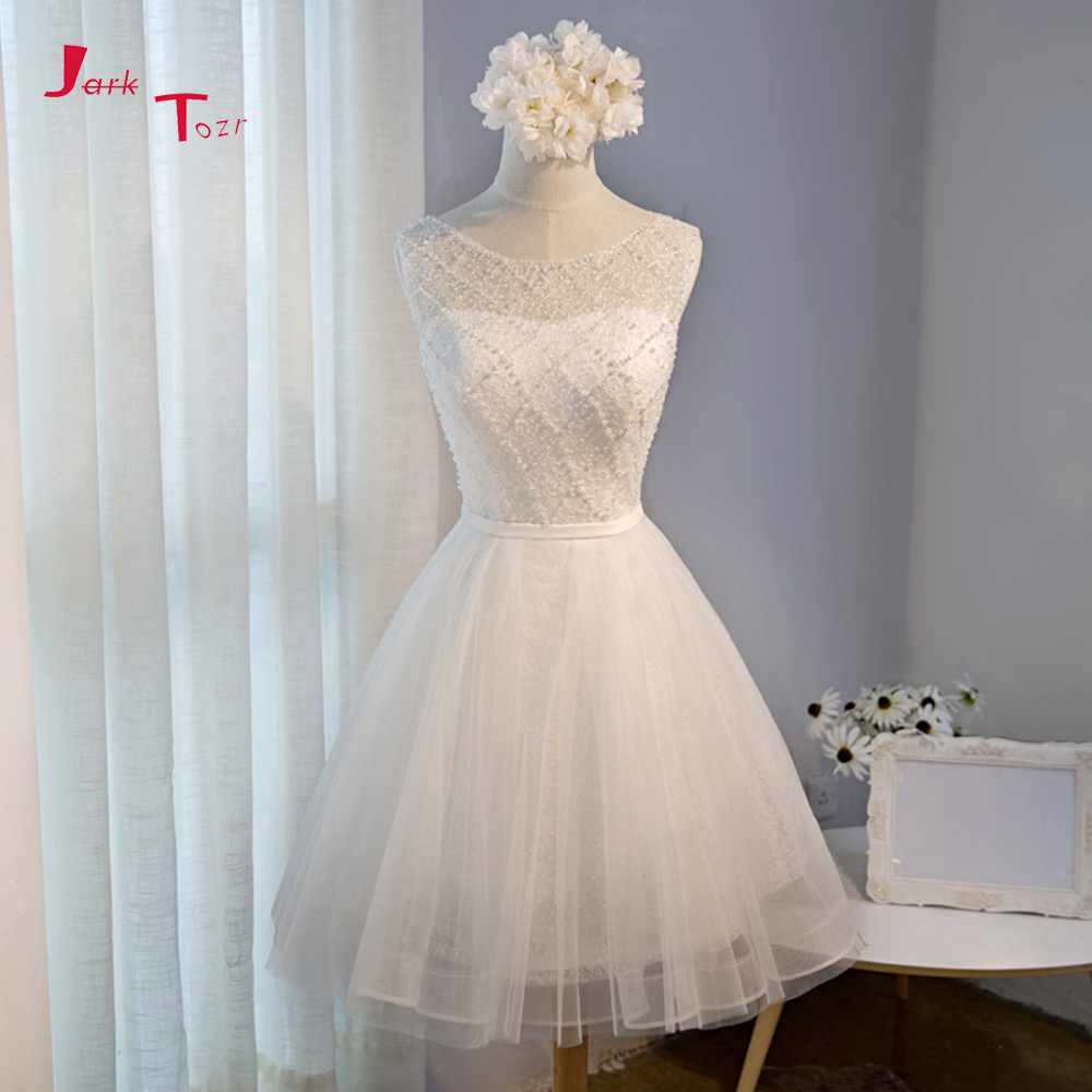 e5ad673cbbf Buy white dresses for graduation and get free shipping on AliExpress.com