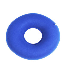 New Rehabilitation health suppliesNew Inflatable Vinyl Ring Round Seat Cushion Medical Hemorrhoid Pillow Donut Fit for Patient