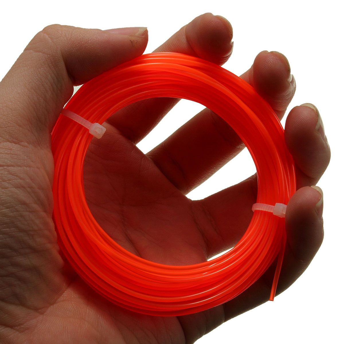 New Nylon Trimmer Line Rope Roll For Most Petrol Strimmers Machine Lawn Mover Parts 15m x 1.25mm Mayitr