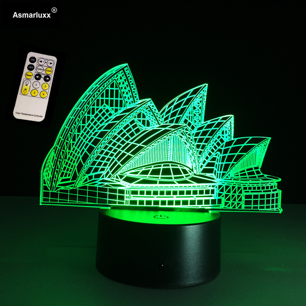 Asmarluxx 3D Night Lamp00506
