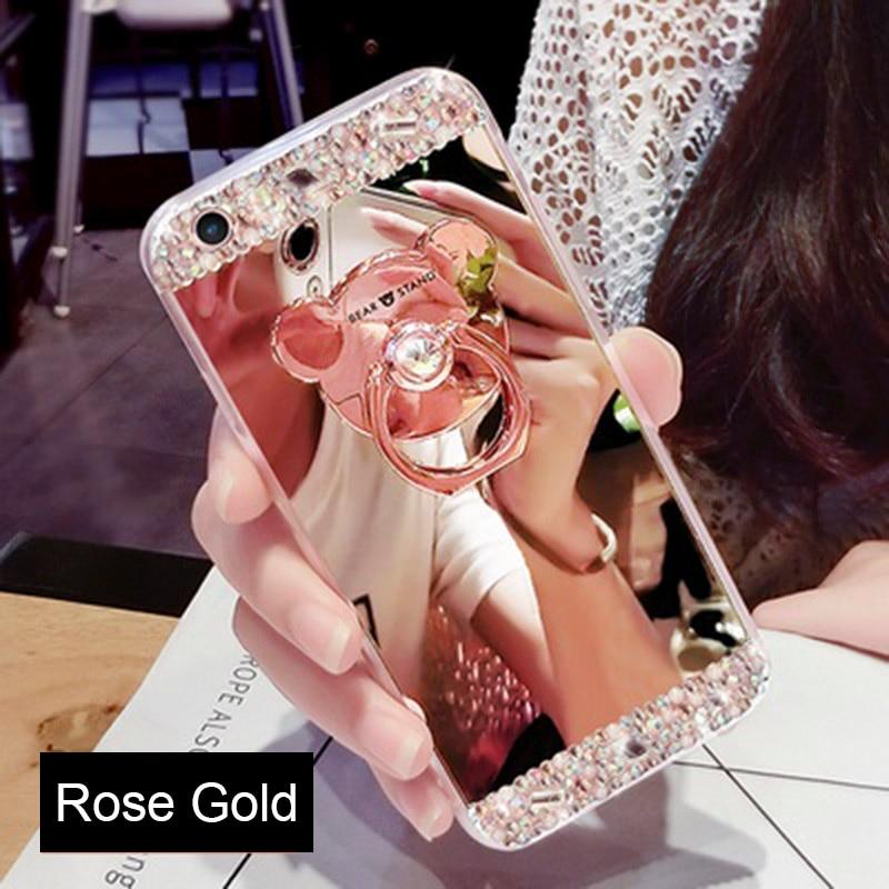 Diamond Glitter Mirror Case (10)