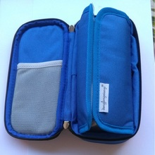 2016 Insulin Cooling Bag Ice Pack Thermal Cooler Bag Refrigerator Bolsa Termica 4-24 Degree Centigrade Display with ice gels
