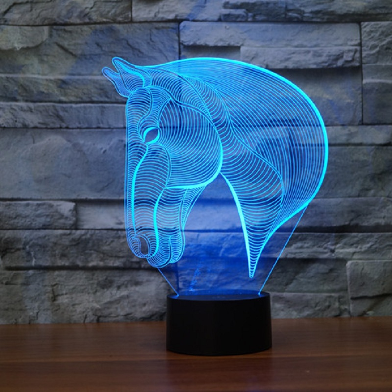Creative-7Colors-Changing-Acrylic-Horse-Led-Nightlights-3D-LED-Desk-Table-Lamp-USB-Bedside-Lamps-Horse (2)