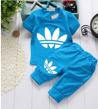 Brand Baby Clothing Designer Newborn Clothes 2017 Summer S And Boys Suits Short Sleeved T Shirt Shorts Sets In From Mother
