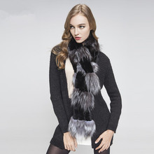 Free shipping of the most popular this year the new fur scarf Bump color of silver fox Mao Helei, rabbit fur scarf