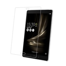 "Tempered Glass Screen Protector Film for Asus ZenPad 3S 10 Z500 Z500M 9.7"" + Alcohol Cloth + Dust Absorber"
