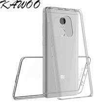 Buy Redmi 4X 360 Degree Full Body Clear TPU Soft Rubber Case Cover Xiaomi Redmi Note 4X Redmi 4A Capa Redmi 4X Cover Coque for $1.16 in AliExpress store