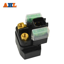 AHL Street ATV Motorcycle Part Starter Solenoid Relay ignition Key Switch For Yamaha RAPTOR 700 YFM700 2006-2012(China)