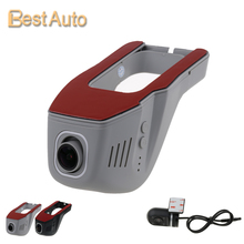Real Time SNS Share 1080P Car Wifi DVR Registrator Dash Camera Universal Model Hidden Installation Two Camera Optional