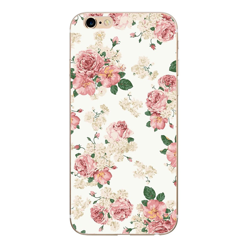 Luxury Silicone Case for iPhone 6 6S for iPhone 6S 5 5S SE 7 (4)