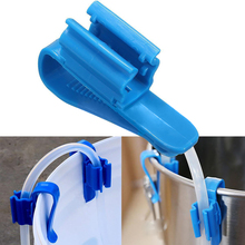 1 Pair Home Brew Bucket Clip Pipe Syphon Tube Hose Flow Control Wine Beer Clamps For Home Tools