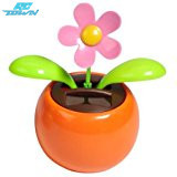 RCtown Solar Dancing Flower Assorted Colors Great as Gift or Decoration zk 15(China)