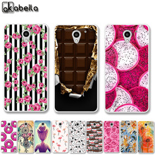 AKABEILA Soft TPU Phone Cases For ZTE Blade A510 A 510 A2 5.0 inch Covers Hood Skin Rose Flower Butterfly Bags Silicon Capa