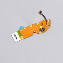 Free Shipping For iPod Touch 5G  10pcs/lot Great Replacement WiFi Signal Antenna Flex Cable Repair Part