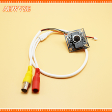 AHWVSE 4pcs/lot New Product Mini AHD Video Camera module with 3.7 mm lens