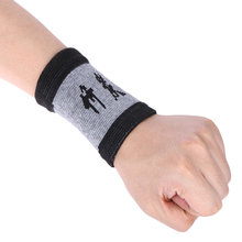 2pcs Unisex Elastic Wrist Band Men Guard Band Brace Support Carpal Pain Wraps Band Strap Sports Safety Wrist Support