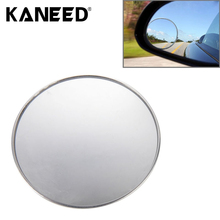 1 PC Clear Car Rear View Mirror Safety Wide Angle Blind Spot Mirror Parking Round Convex Auto Exterior Accessories