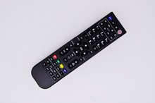 Changer for 4 in 1, USB remote control for TV, DTT, SAT, AUX, by USB programmable