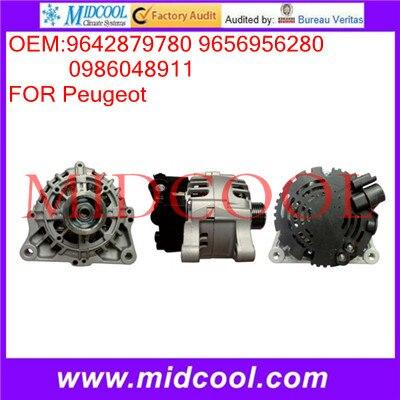 High Quanity Car Alternator OEM:9642879780 9656956280 0986048911<br><br>Aliexpress