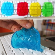 2016 Super Clean Dust Cleaning Glue Slimy Gel Wiper For Keyboard Laptop Car Cleaning Sponge products Car Accessories