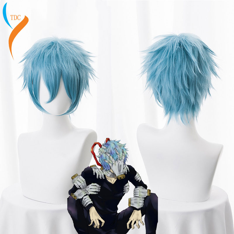 Wig CAP My Boku no Hero Academia Shigaraki Tomura Short Cosplay Wig