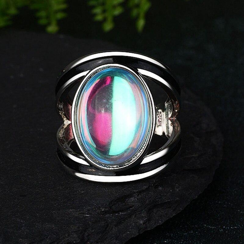 Bague en pierre de lune pour femme | OkO-OkO