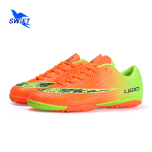 Hot Sale Mens Turf Football Shoes Original Football Cleats Top New Women Futsal Boots Cheap Superflys Sneakers Crampons De Foot