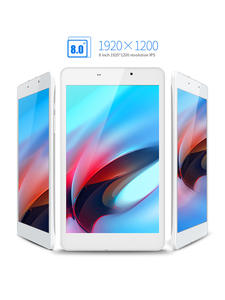 ALLDOCUBE Tablet PC Ultimate Android Octa-Core 16GB-ROM 8inch 4G 1920x1200 Dual MTK 2GB