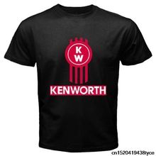 Jzecco 2017 Hot Sales New Kenworth Trucks Kw Classic racer Logo Design T Shirt Boy Tops Hipster Printed Summer T Shirt