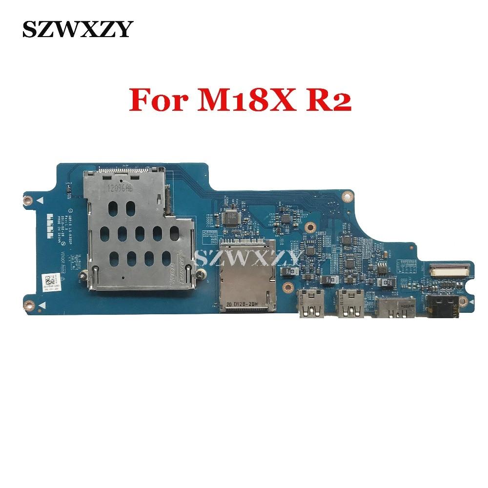 OEM Dell Alienware M18X R1 R2 Left /& Right hinges  EA0FM000300 EA0FM000200