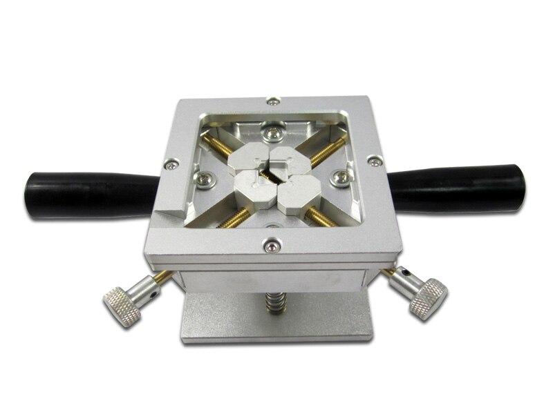 BGA Reballing Station with Handle Dual Direction Position self-locking BGA Reballing Station 90x90<br>