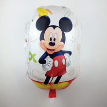 Free Shipping New Mickey Minnie Alice Balloon Children Toy Birthday Party Wedding Decoration Balloon
