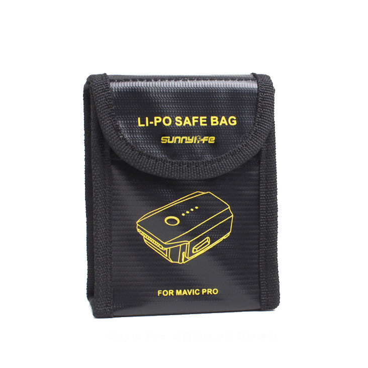 HIPERDEAL 3830mAh Intelligent Flight Battery + Lipo Battery Safe Protector For DJI Mavic Pro Quadcopter Drone H30