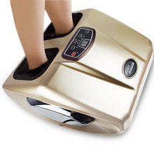 Electric Foot Massage Machine Intelligent foot therapy Shiatsu With heating Airbag scraping kneading Foot SPA Beauty Health Care