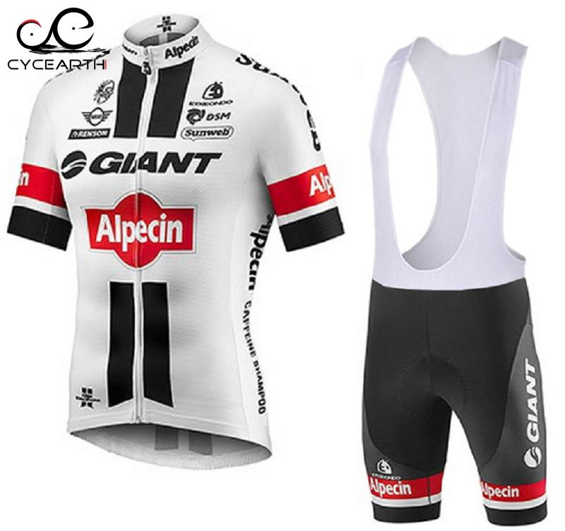 Giant 2017 cycling jersey clothes quick-dry cycling clothing MTB sportswear bicycle bib shorts set maillot ciclismo hot sale<br><br>Aliexpress