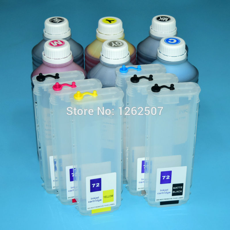 hp 72 Dye ink 6 Color (22)