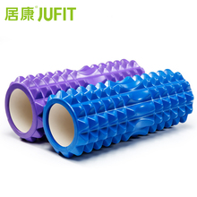 JUFIT 32x14cm Yoga Blocks EVA foam Crescent-shaped Yoga Roller Massage Pilates Fitness Physiotherapy Rehabilitation(China)