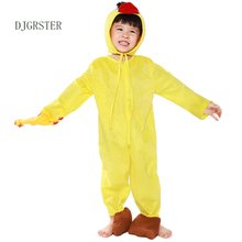 Buy DJGRSTER Children Unisex Stitch Chick Onesie Kids Girls Boys Warm Soft Cosplay Animal Pajamas Home Sleepwear Halloween Costumes for $16.56 in AliExpress store