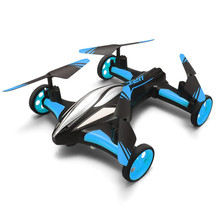 JJR/C JJRC 6 Axis Gyro RC Quadcopter Drone Mini Helicopter Flying Car Remote Control Quadcopter Mini Drones for Children Toys