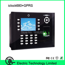 3G fingerprint recognition time attendance and access control iclock680 fingerprint time recording with RFID card reader