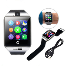 Touch Screen Bluetooth Smart Watch With Camera Wrist Waterproof GSM Phone For iPhone Android Samsung LG Android IOS Smat Watch(China)