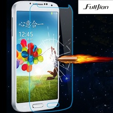 HD Clear For Samsung Galaxy S2 S3 S4 S5 S6 A3 A5 A7 A8 A9 Tempered Glass Screen Protector Film Shock Proof 9H 2.5D Protective