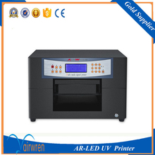 portable pen printer digital pen logo printing machine uv flatbed printer with pen tray(China)