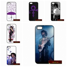 Phone Cases Cover For iPhone 4 4S 5 5S 5C SE 6 6S 7 Plus 4.7 5.5 Best songs Purple Rain Prince Case Cover      #HE1196