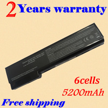 JIGU Laptop battery for HP 8460 QK642AA CC06 for ProBook 6360t Mobile Thin Client 6360b 6460b 6465b 6470b 6560b 6565b 6475b