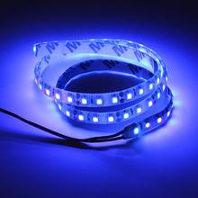 5/10/15/20/25/30/60cm Best Promotion Waterproof IP65 UV Ultraviolet Purple Flexible 3528 SMD LED Strip Light 12VDC Lamp