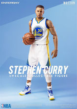 1/9 Scale NBA MVP Stephen Curry Action Figure Golden State Warriors EB053Y Colletible Basketball Star Model Toys Gift